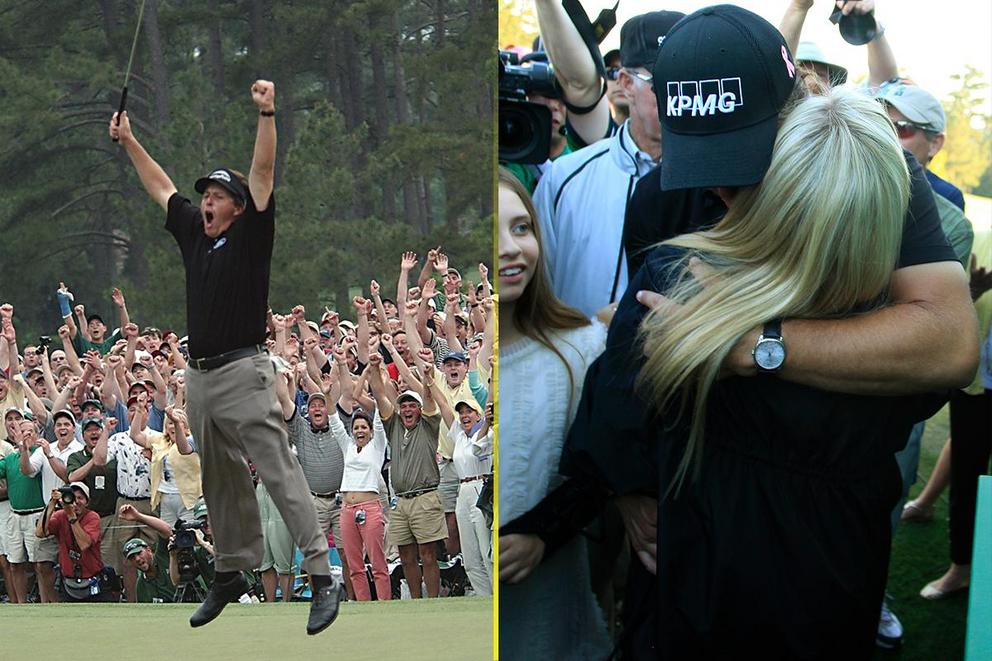 Better Phil Mickelson Performance: 2004 Masters vs. 2010 Masters?