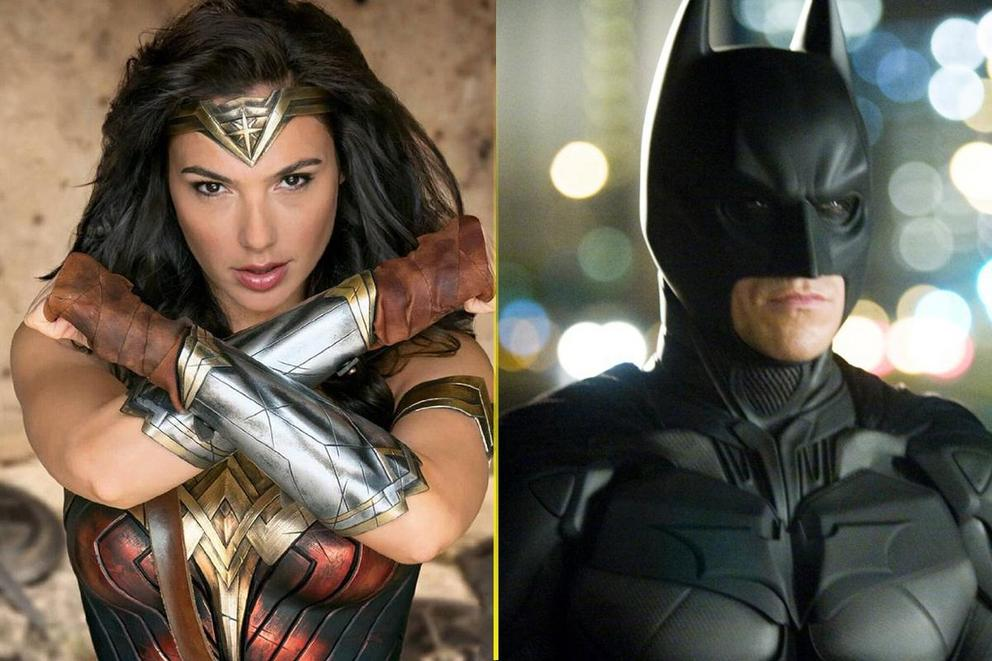 Is it too soon to say 'Wonder Woman' is better than 'The Dark Knight'?