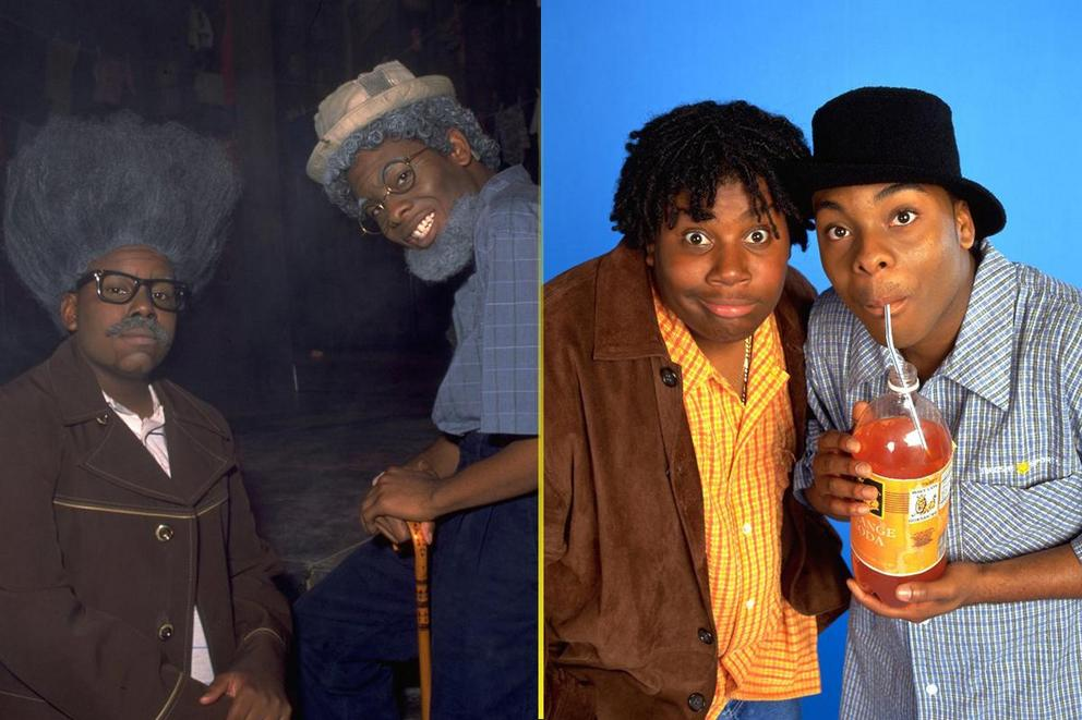 Which '90s Nickelodeon show is better: 'All That' or 'Kenan & Kel'?