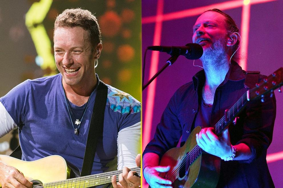 Is Coldplay better than Radiohead?