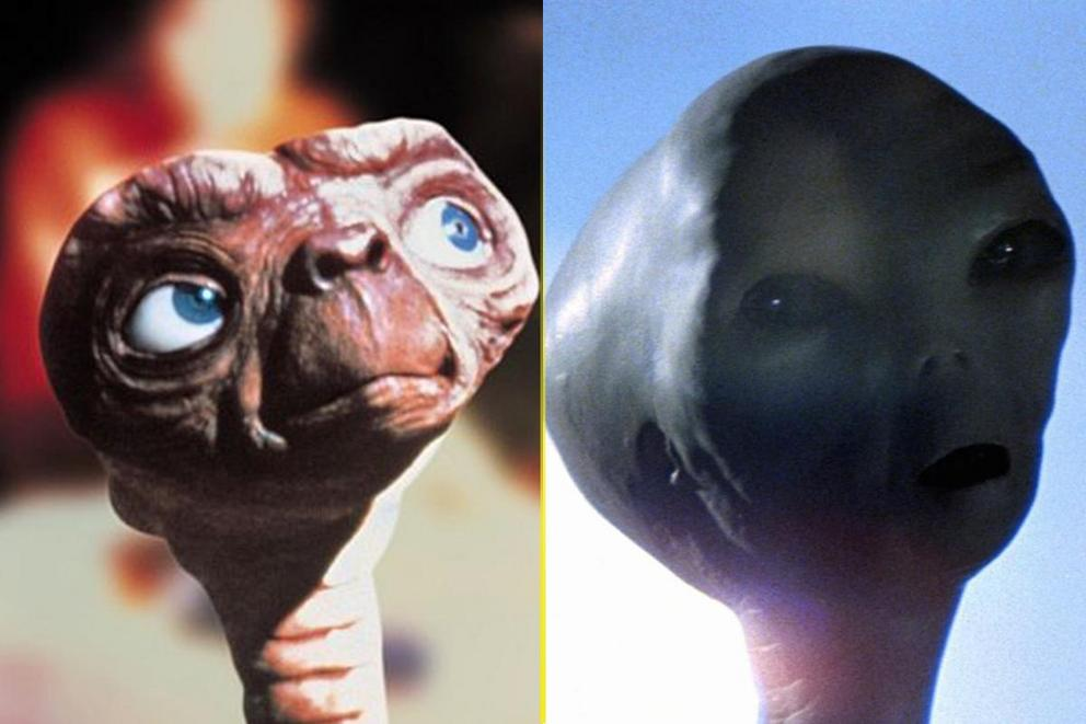 Steven Spielberg's best alien blockbuster: 'E.T.' or 'Close Encounters of the Third Kind'?