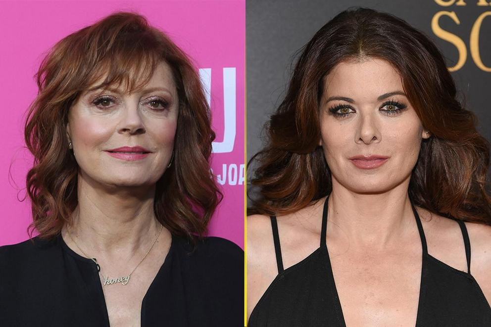 Who's winning the real-life feud between Susan Sarandon and Debra Messing?