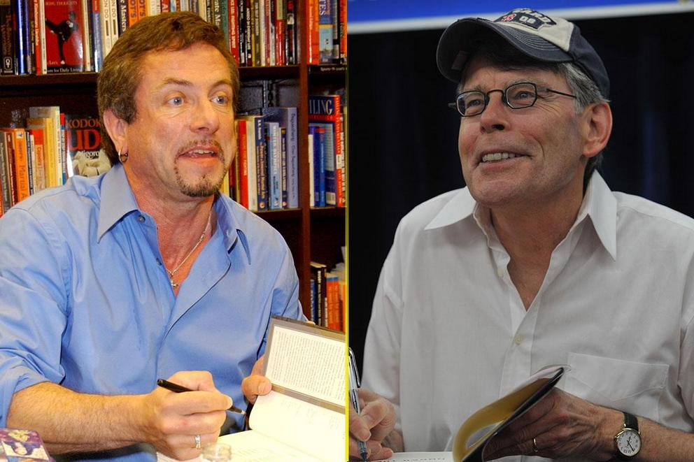 Who's the best horror writer of all time: Clive Barker or Stephen King?
