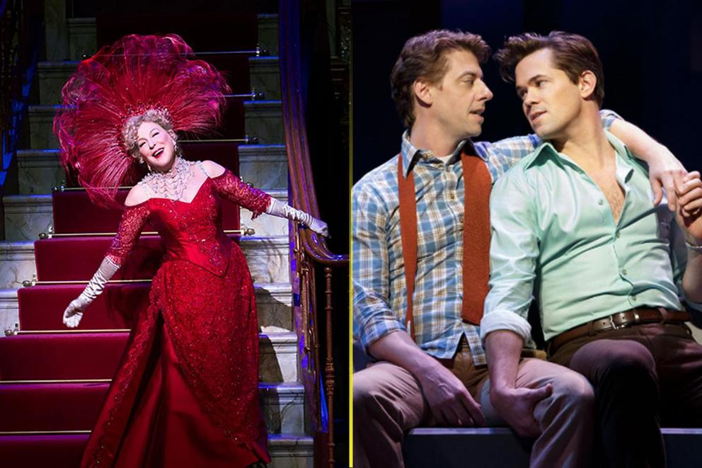 Best Musical Revival: 'Hello, Dolly' or 'Falsettos'?