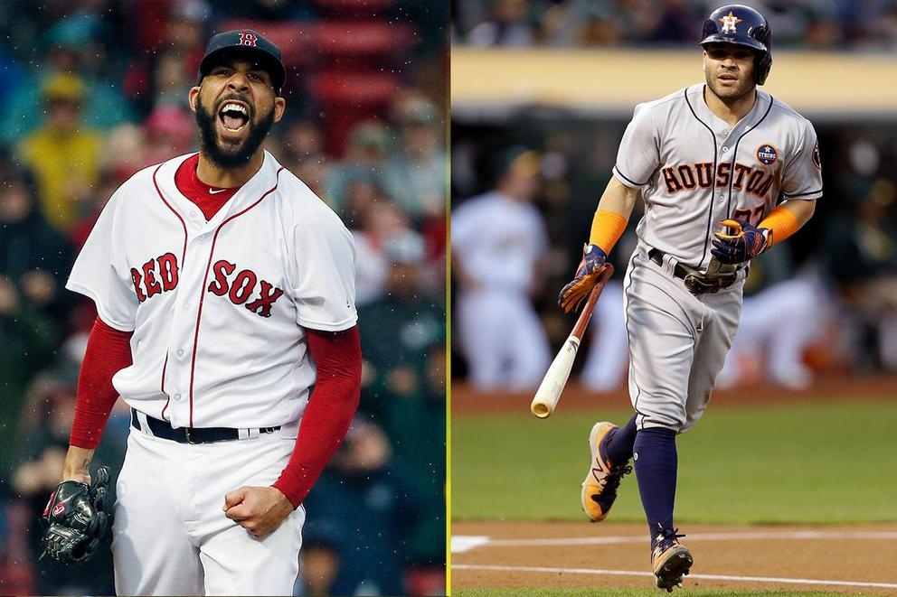 Who wins AL Divisional Series: Boston Red Sox or Houston Astros?