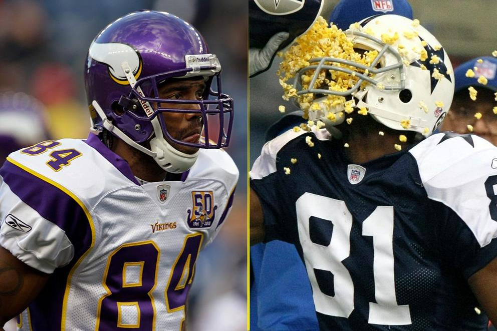 Which 2018 Hall of Fame wide receiver is better: Randy Moss or Terrell Owens?