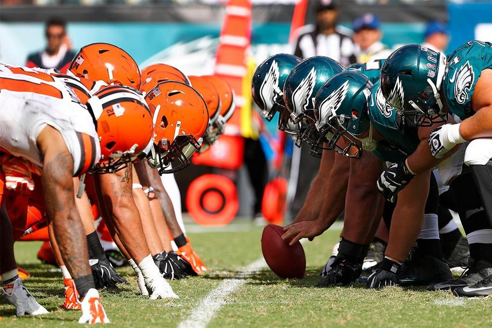 Who would you rather see on HBO's 'Hard Knocks': Cleveland Browns or Philadelphia Eagles?