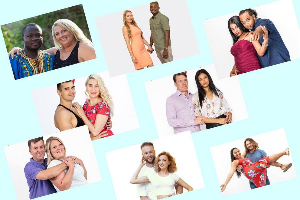 Which '90 Day Fiancé' couples will make it?