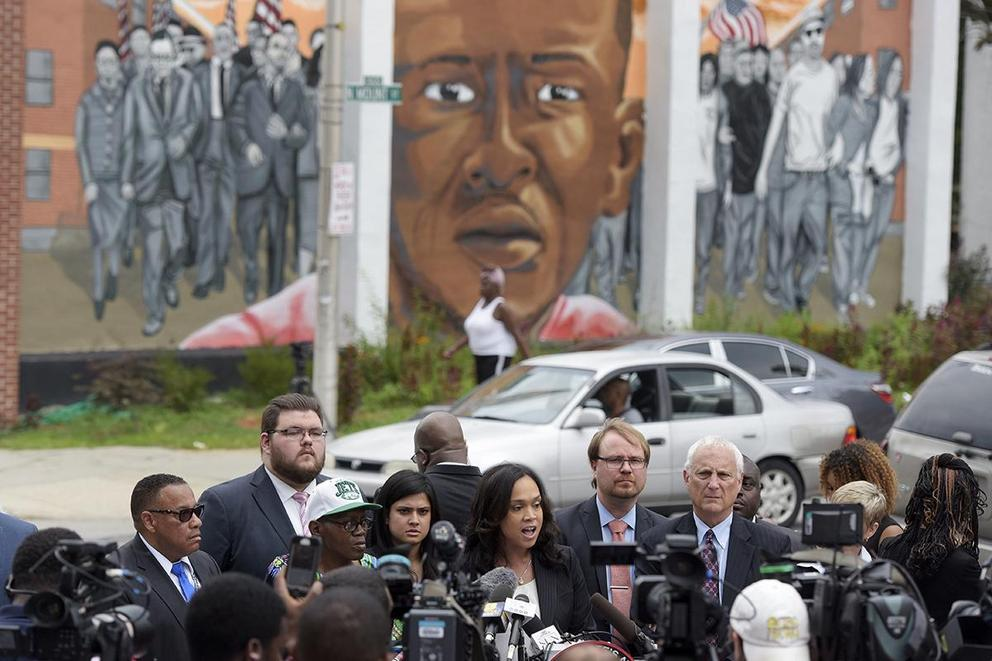 Charges dropped against Baltimore officers. Did Mosby overcharge? Or did the justice system fail?