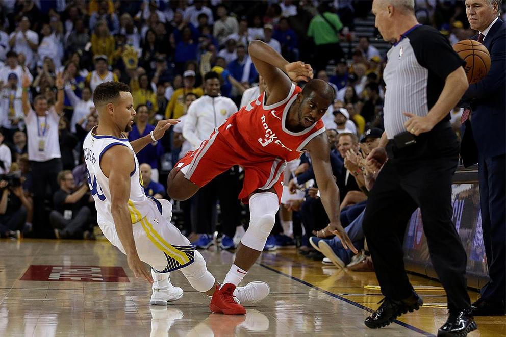 Would the Rockets have advanced to the NBA Finals with Chris Paul?