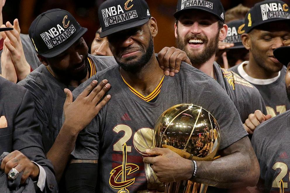 Can LeBron James and the Cavaliers repeat as NBA champions?