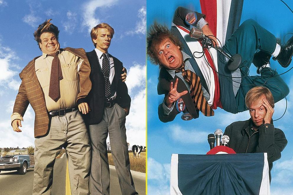Best Chris Farley movie: 'Tommy Boy' or 'Black Sheep'