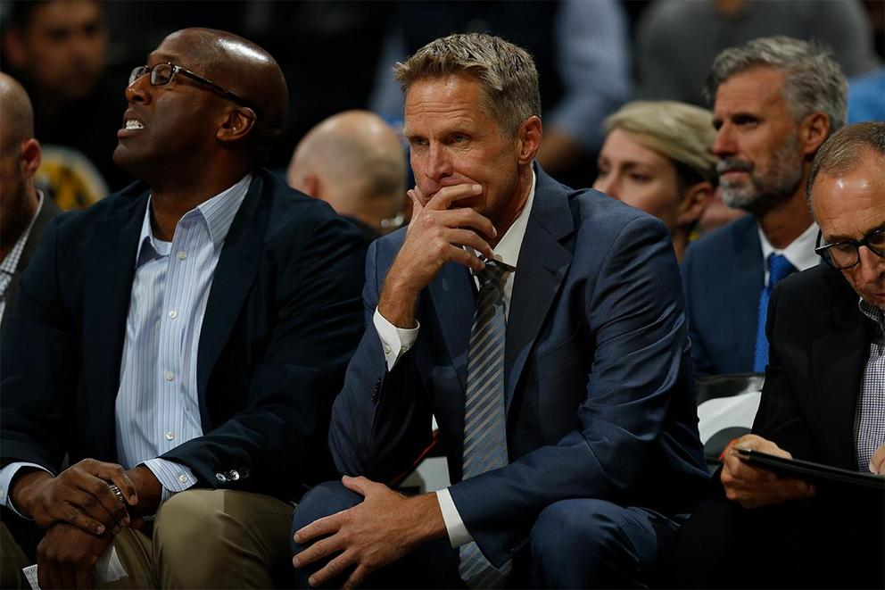 Should Steve Kerr retire from the NBA?