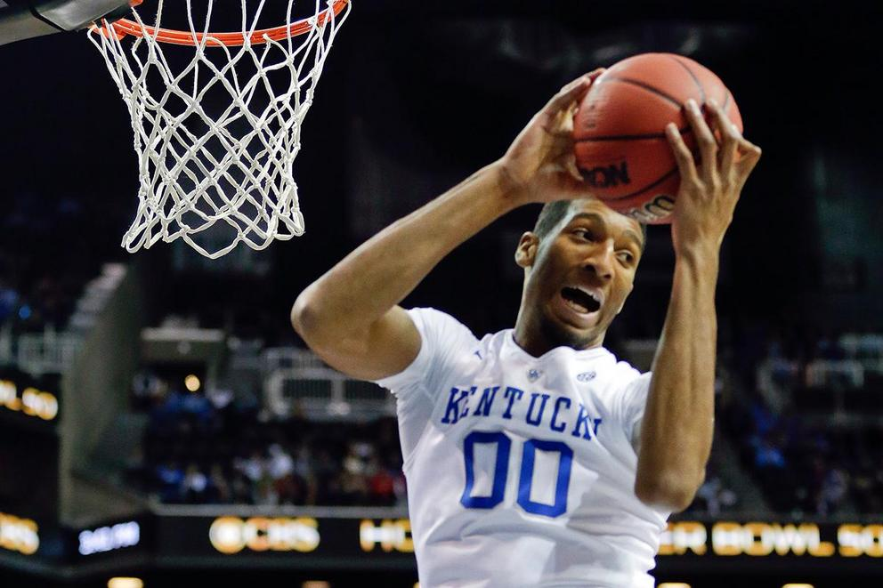 Should Marcus Lee actually transfer from Kentucky?