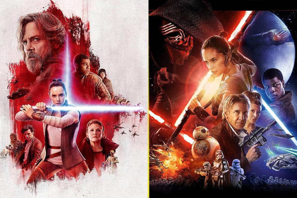 Is 'The Last Jedi' better than 'The Force Awakens'?