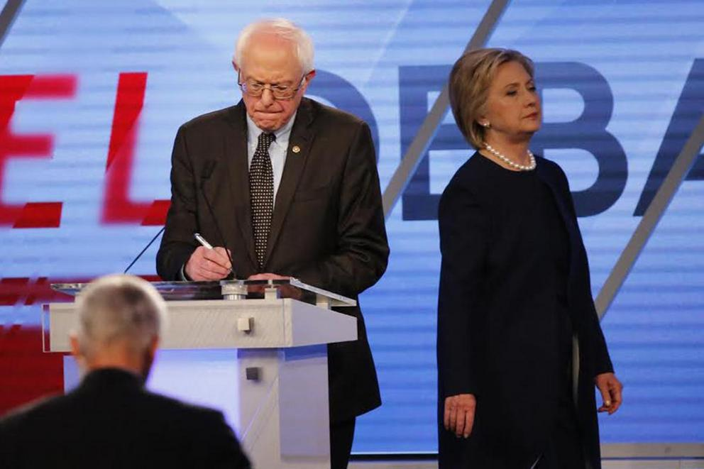Clinton allies urge Bernie Sanders to ease off attacks for the good of the party