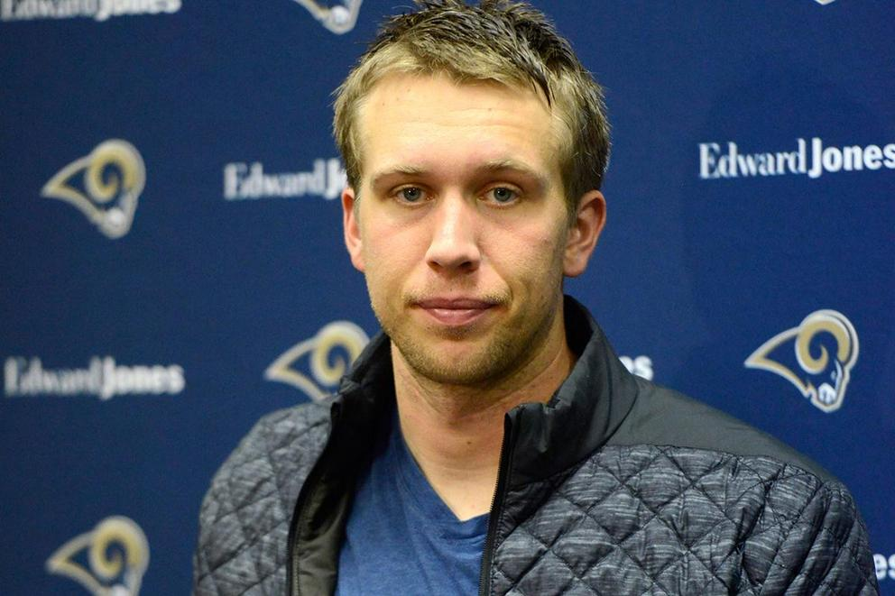 Nick Foles is skipping out on workouts. Should the Rams keep him on?