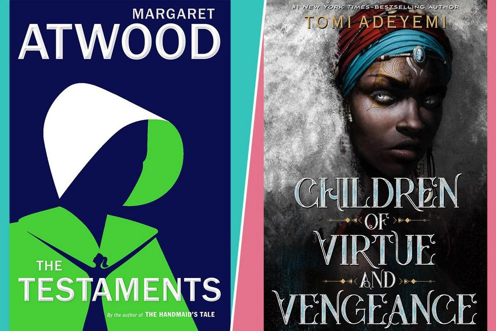 Which sequel are you more excited for: 'The Testaments' or 'Children of Virtue and Vengeance'?