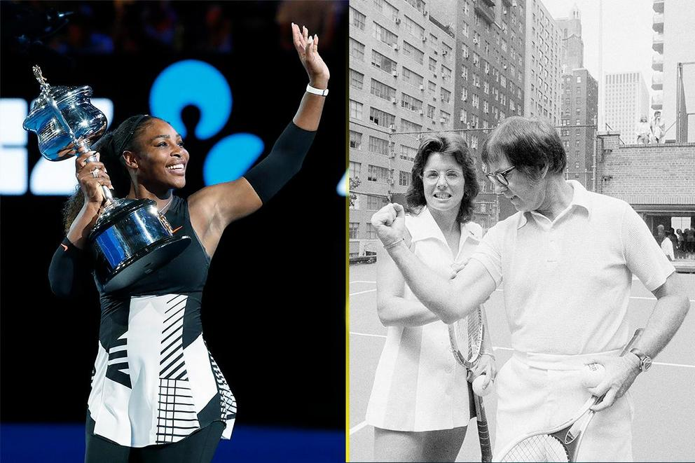 Most influential women's tennis player: Serena Williams vs. Billie Jean King