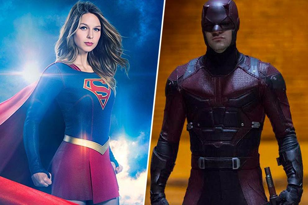 Ultimate '10s superhero show: 'Supergirl' or 'Daredevil'?