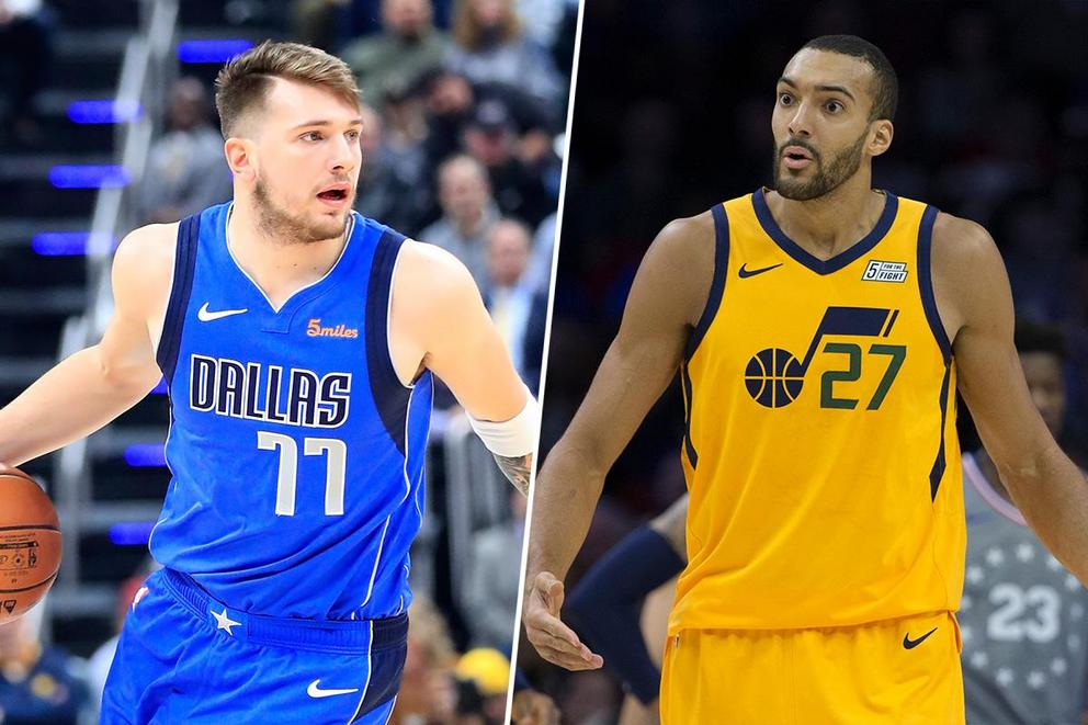 Who was the bigger All-Star snub: Luka Doncic or Rudy Gobert?