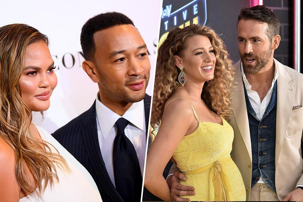 Who is your favorite celeb social media troll: Chrissy Teigen or Ryan Reynolds?