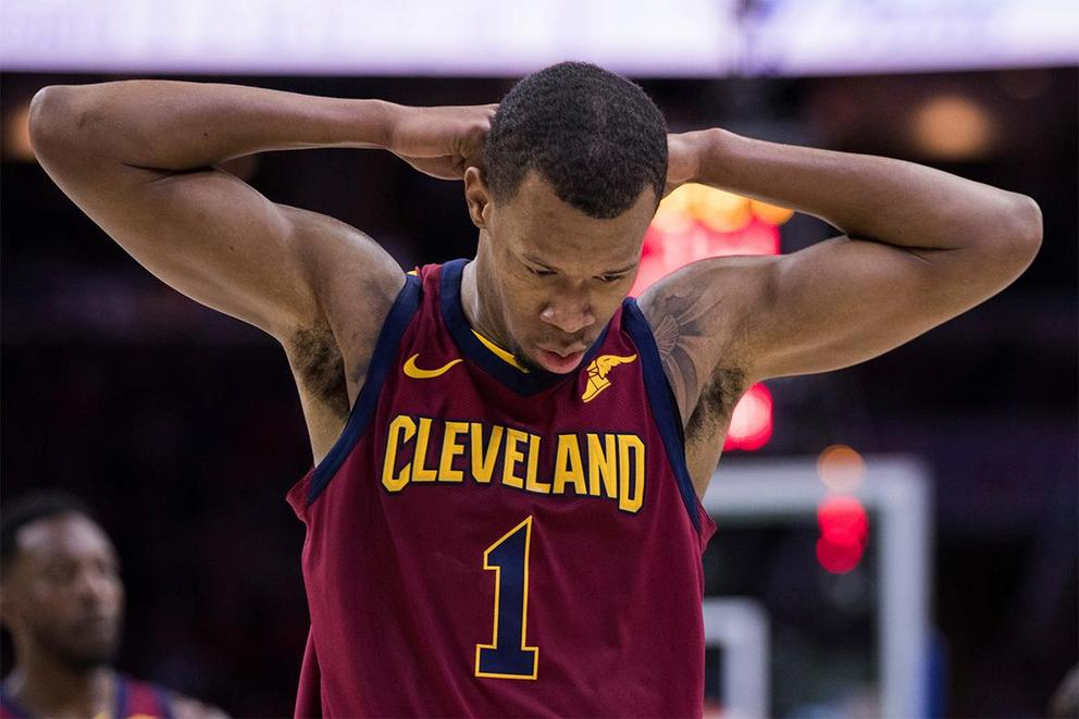 Should Rodney Hood be kicked off of the Cavaliers?
