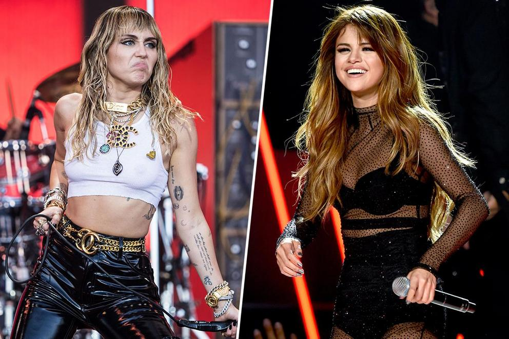 Favorite Disney star turned pop star: Miley Cyrus or Selena Gomez?