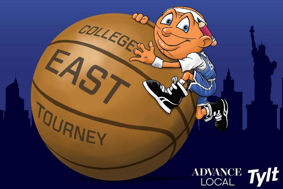 The NCAA Tournament: East Region