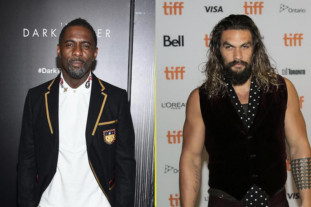 Who is really the 'Sexiest Man Alive': Idris Elba or Jason Momoa?