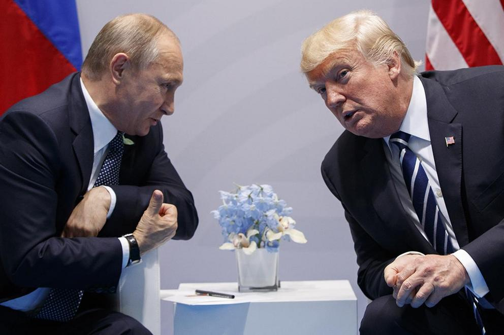 Should Vladimir Putin be allowed to visit the White House?