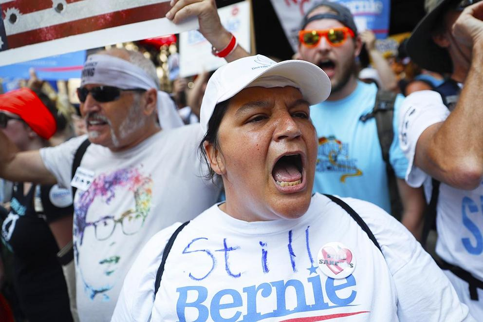 Did the DNC cheat Bernie Sanders out of the nomination?