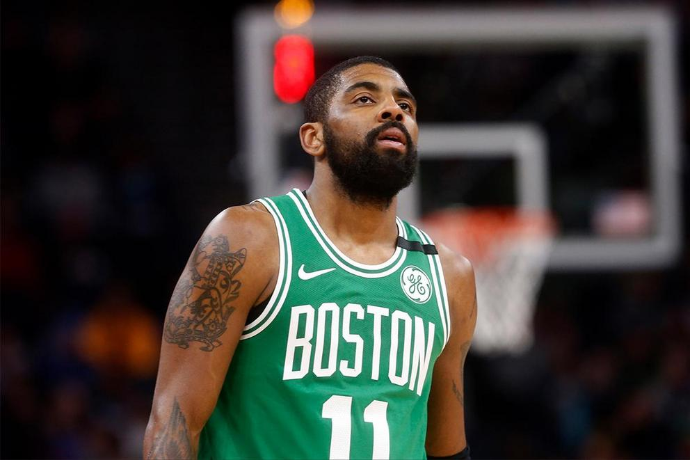 Are the Celtics doomed without Kyrie Irving?