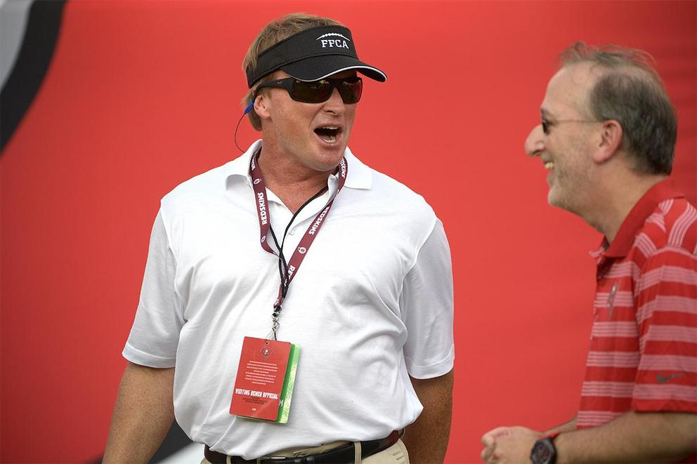 Is Jon Gruden ever going to coach again?