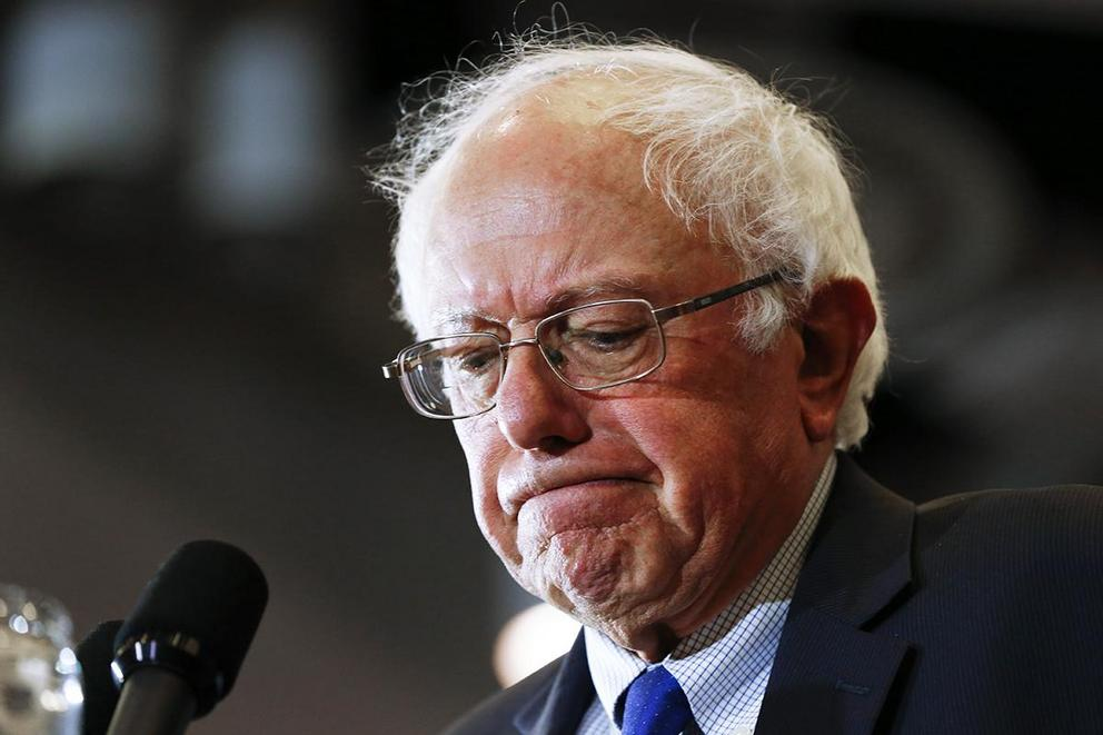 Has the Bernie Sanders revolution lost momentum?