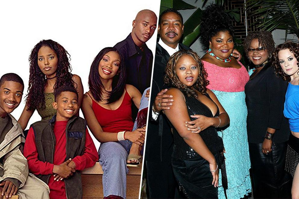 Favorite family sitcom: 'Moesha' or 'The Parkers'?