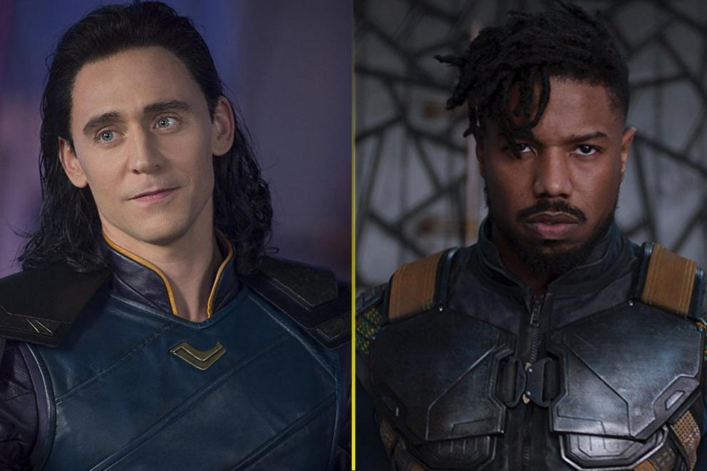Best villain in the Marvel Cinematic Universe: Loki or Killmonger?