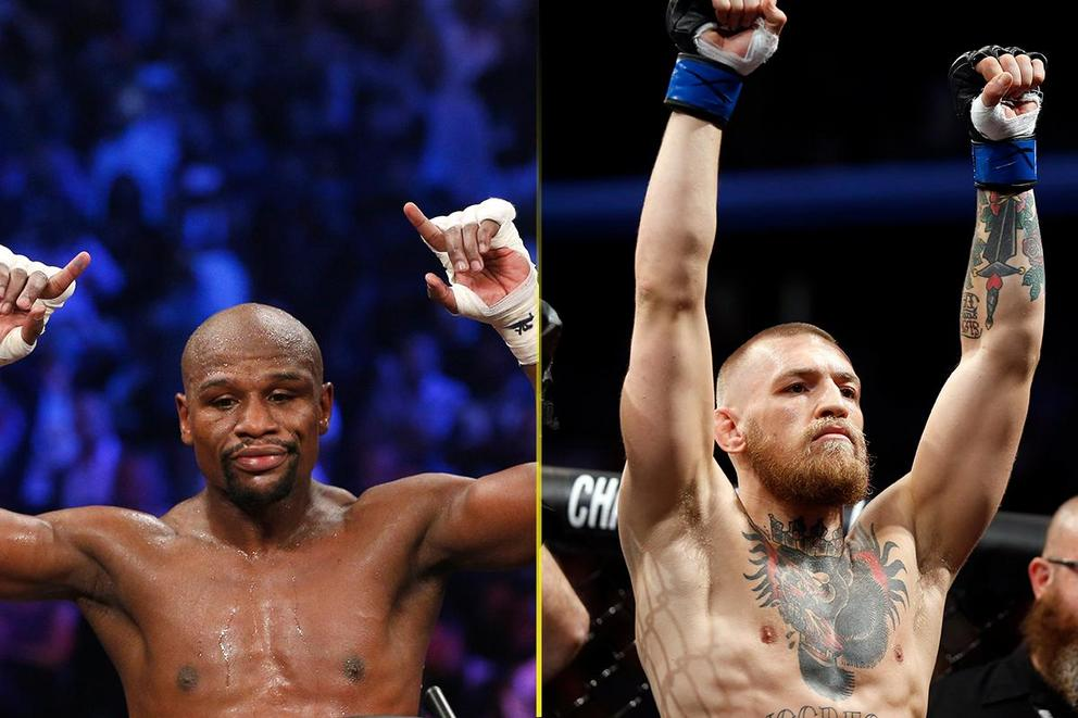 Who will win in a boxing match: Floyd Mayweather or Conor McGregor?