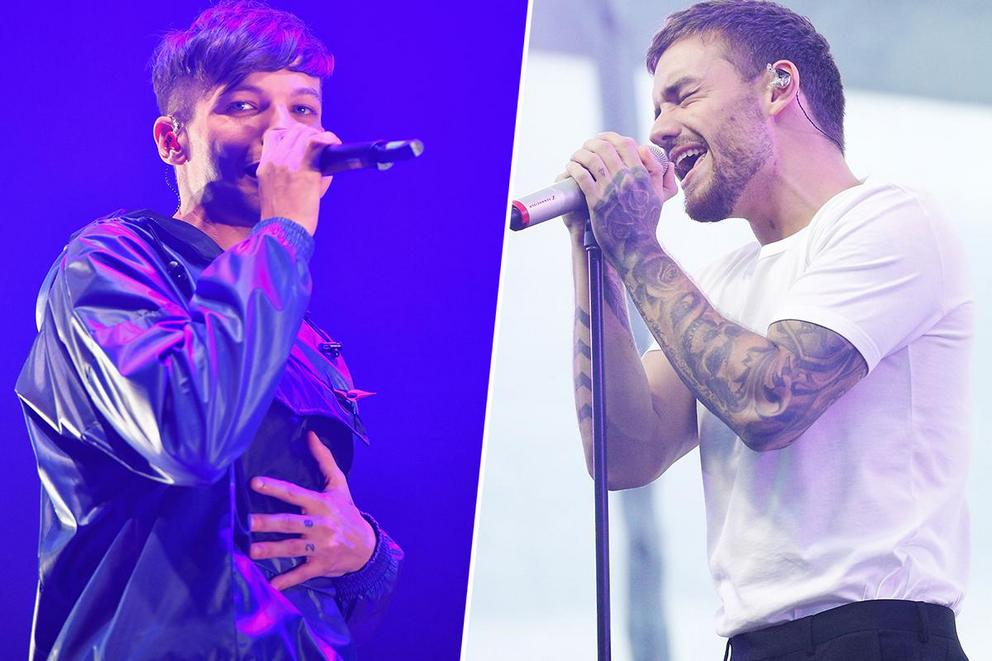 Who will dominate 2020: Louis Tomlinson or Liam Payne?