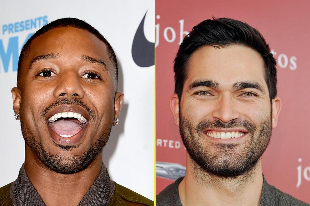 Who should be the next Superman: Michael B. Jordan or Tyler Hoechlin?