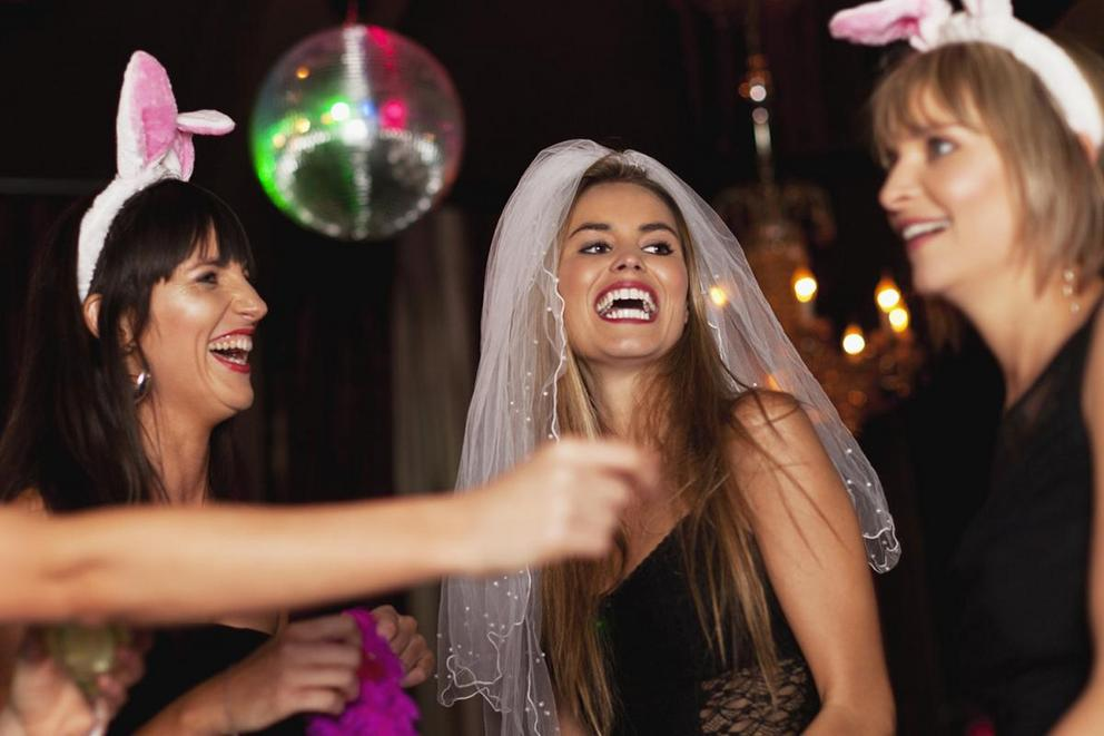 Should gay bars ban bachelorette parties?