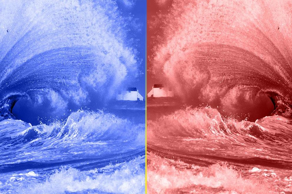 Blue wave vs. red wave: Who won the midterms?