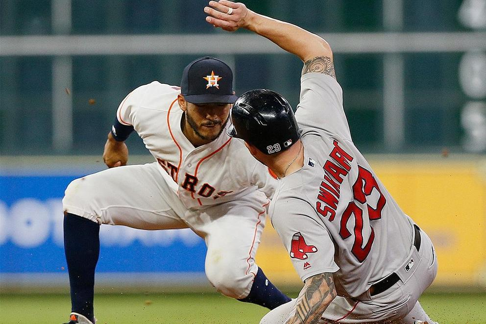 Who will win the ALCS: Boston or Houston?