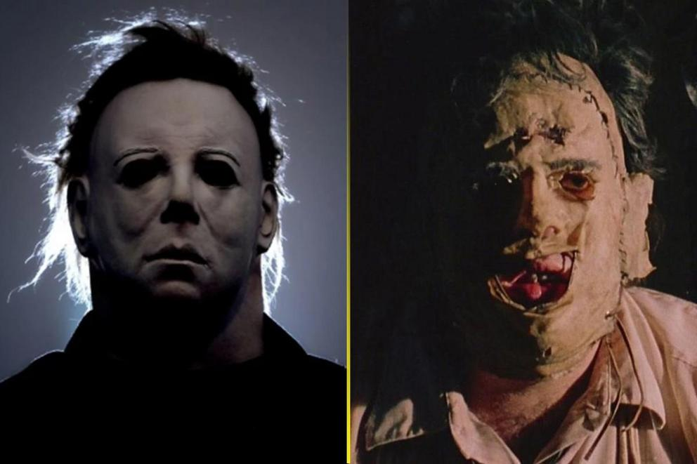 Scariest movie monster: Michael Myers or Leatherface?
