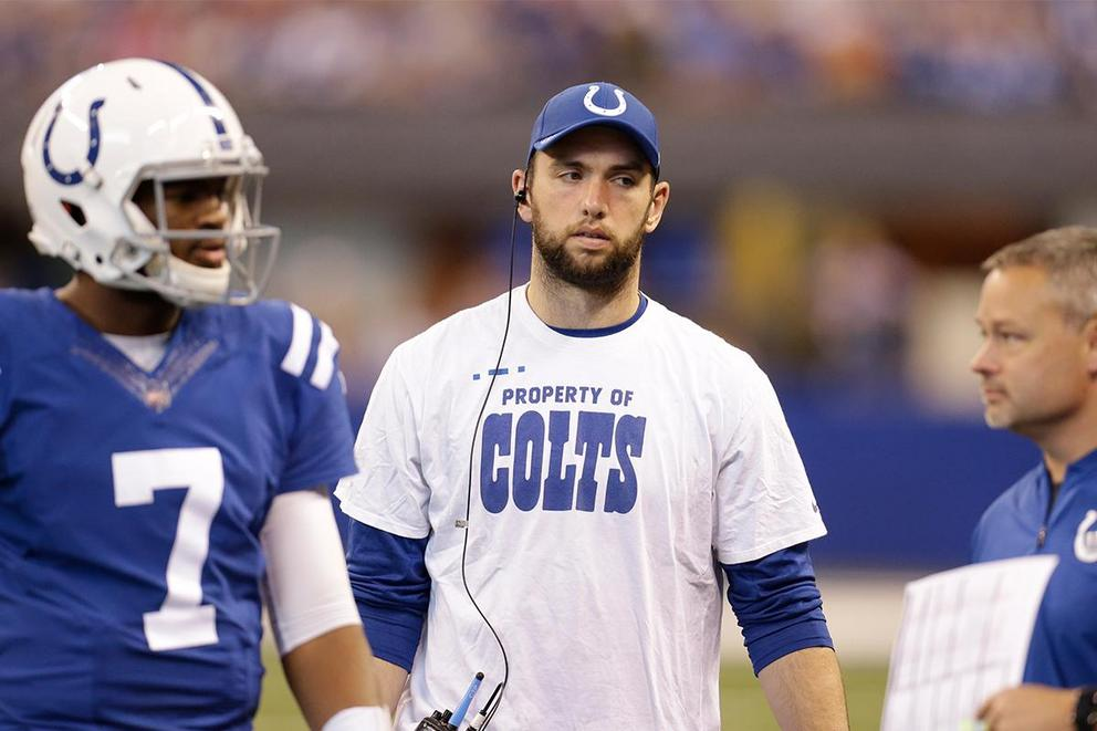 Should the Indianapolis Colts shut down Andrew Luck for the rest of the season?