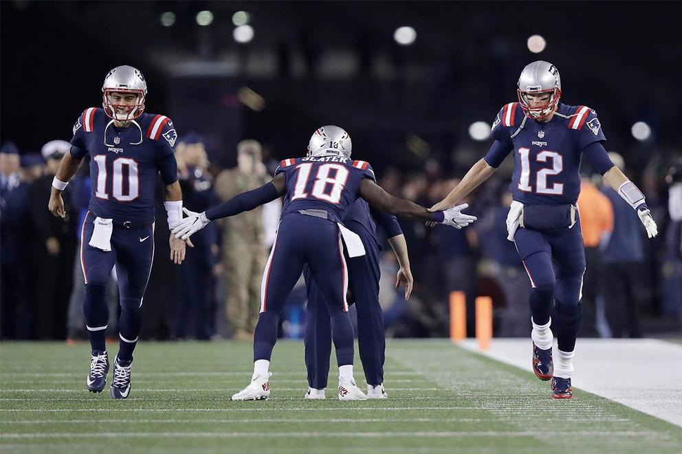 Did the New England Patriots make a mistake by trading Jimmy Garoppolo?