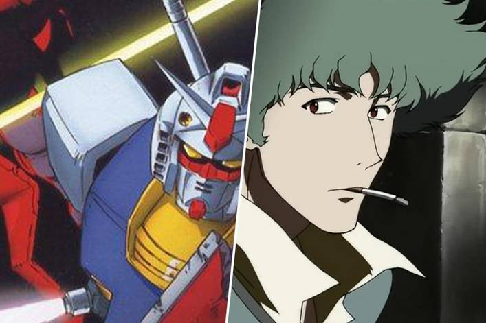 Which is the better Hajime Yatate series: 'Gundam' or 'Cowboy Bebop'?