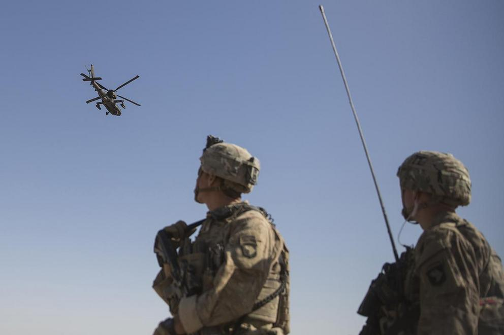 Should the U.S. withdraw from Afghanistan?
