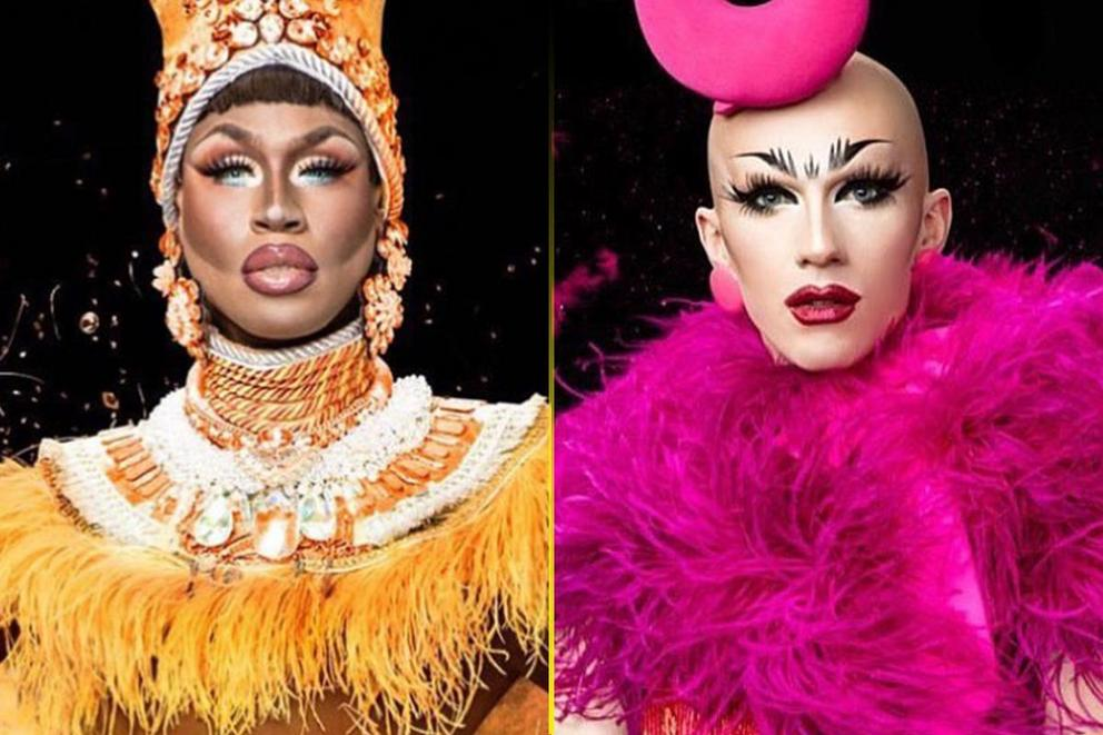 Who should win 'RuPaul's Drag Race' Season 9: Shea Couleé or Sasha Velour?