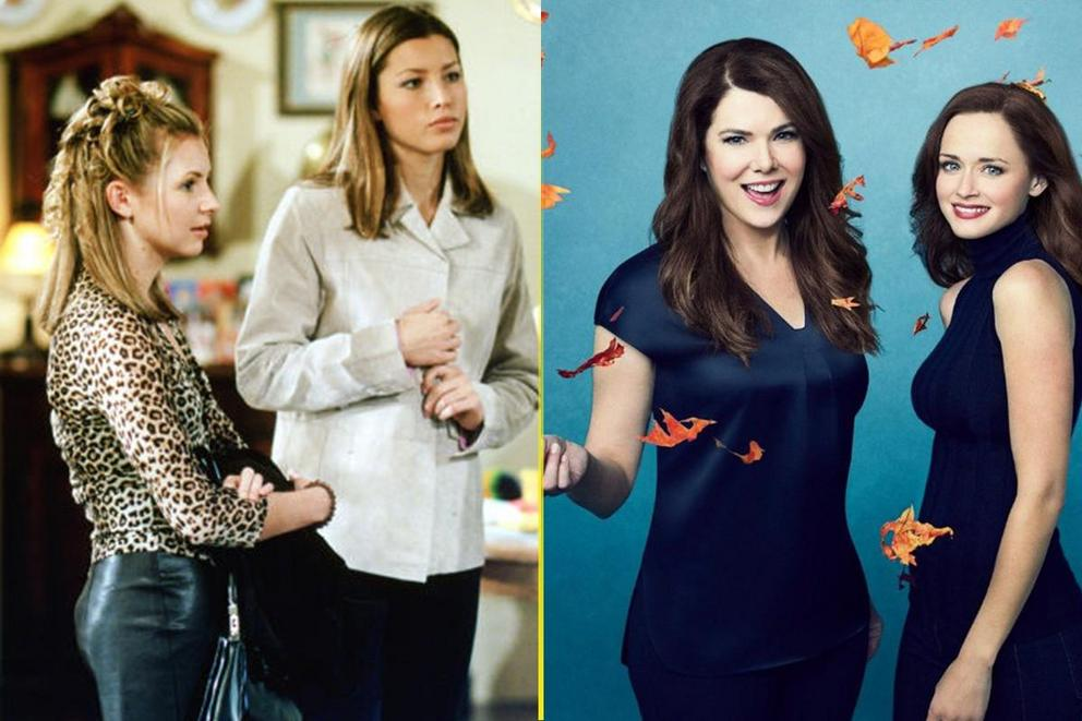 Which TV show do you want to come back: '7th Heaven' or 'Gilmore Girls'?